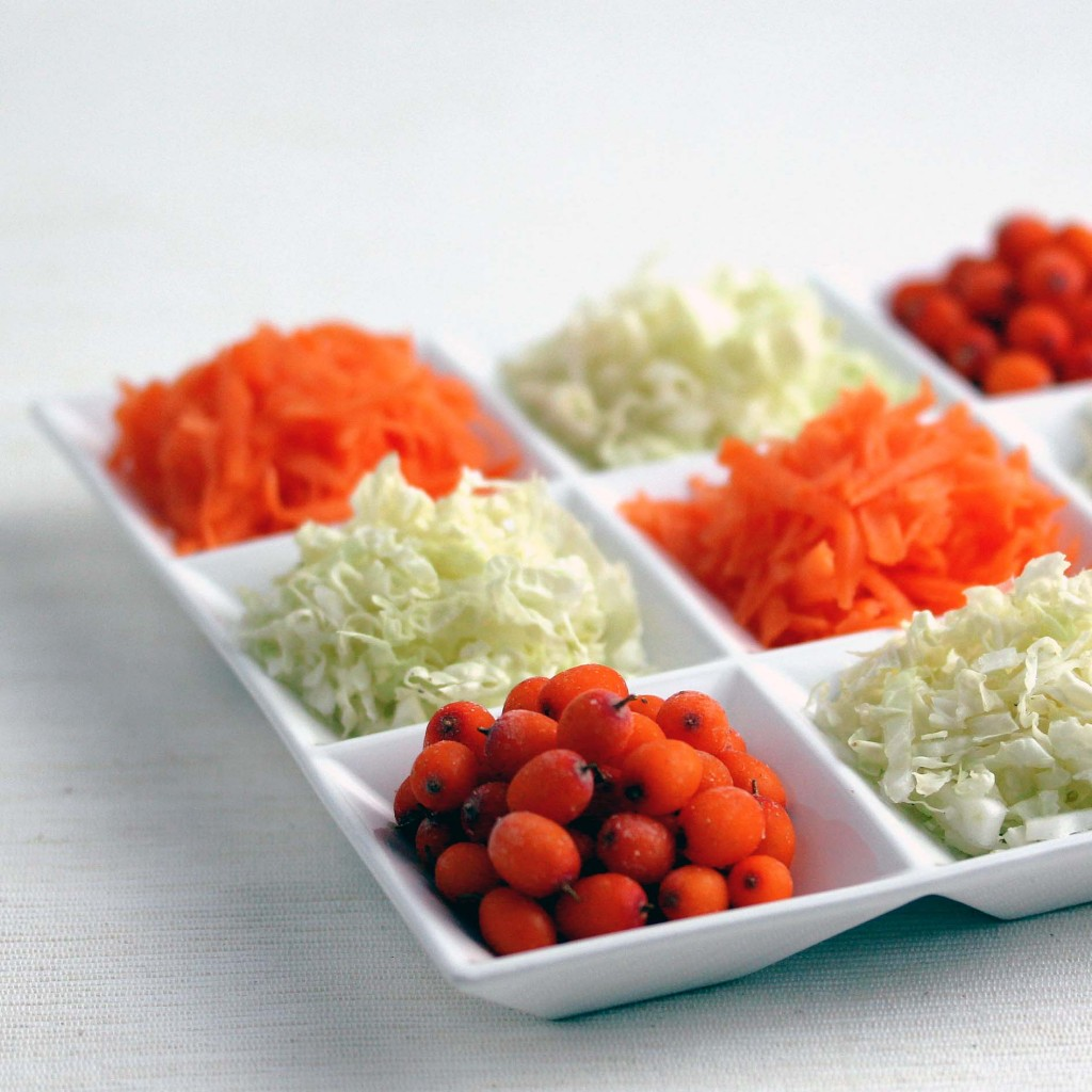 Raikas tyrninen salaatti | Alakarpisti.com