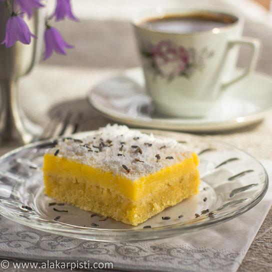 Astetta mielenkiintoisemmat sitruunaleivokset | Alakarpisti.com