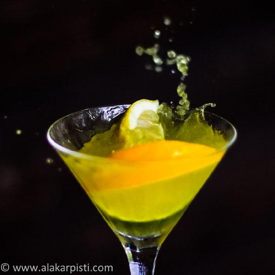 Citrus Explosion Martini | Alakarpisti.com